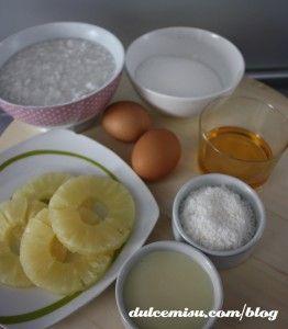 Flan de piña y coco (5)