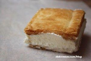 milhojas de crema de nueces y nata (18)