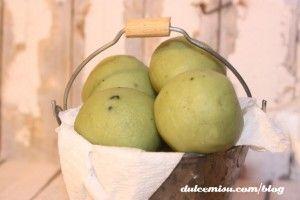 Trufas de té verde con coco (2)