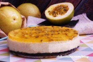 Tarta-de-yogur-y-maracuyá-con-base-de-oreo-(11)
