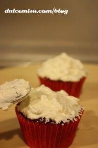 Cupcakes red velvet Halloween (13)