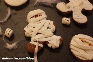 Momias de jengibre Halloween (2)